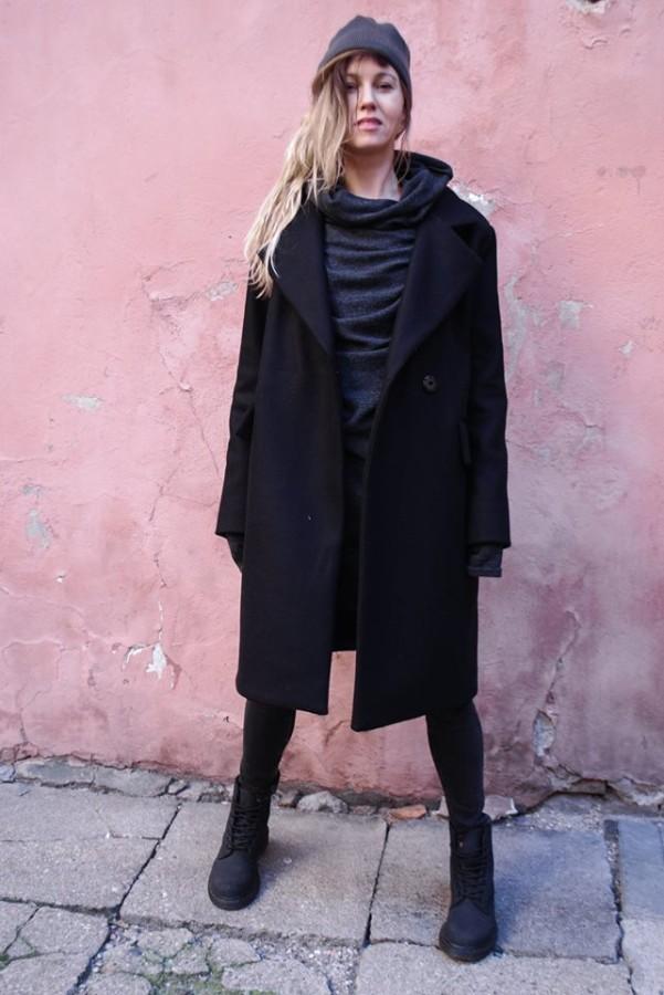 new black coat
