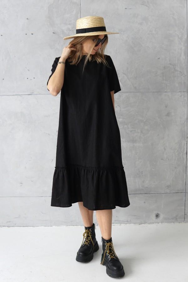 NEW LINEN DRESS