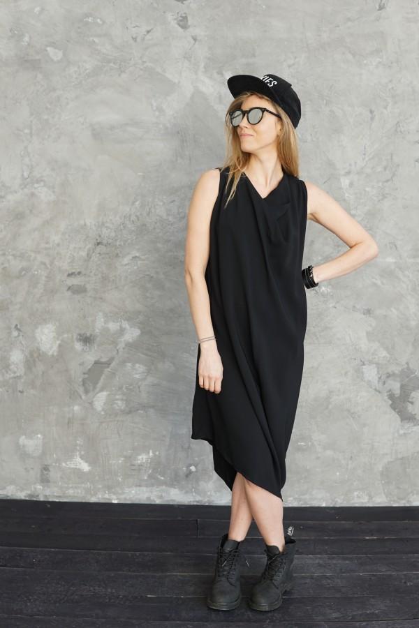 viscose dress 2
