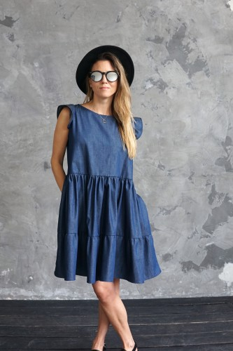 cotton dress 2
