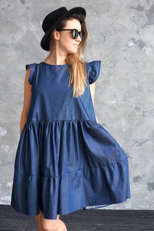 cotton dress 2