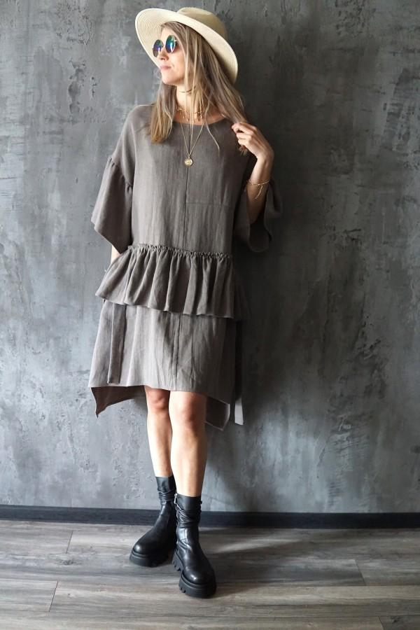 ramie dress