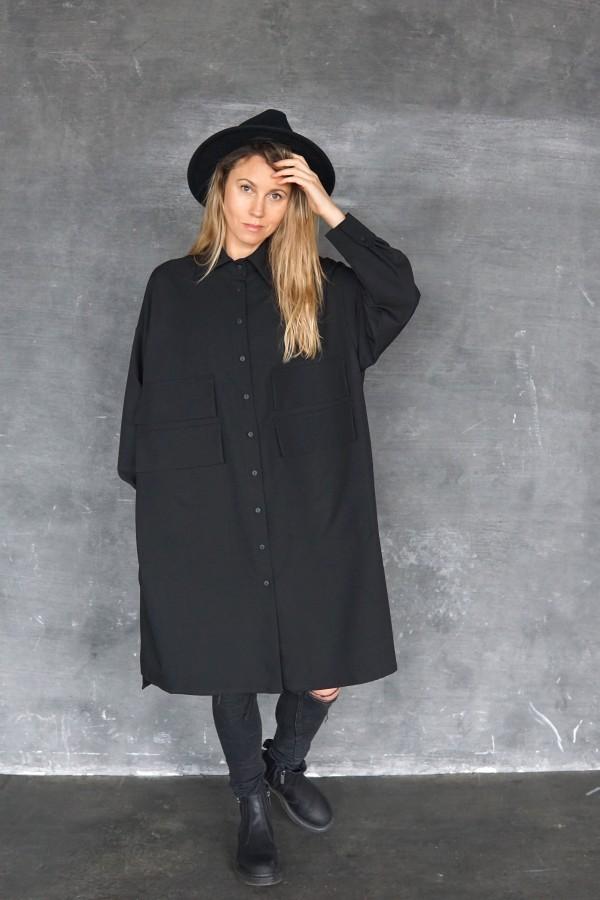 black shirt london