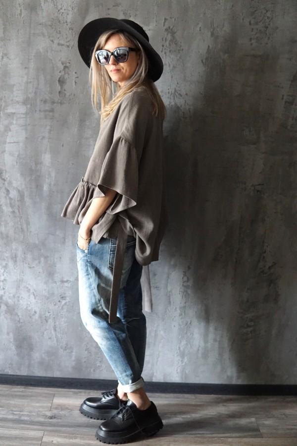 ramie blouse