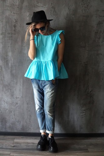 blue blouse monaco