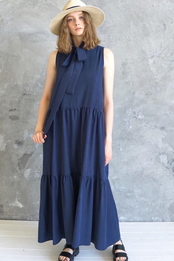 blue dress venice