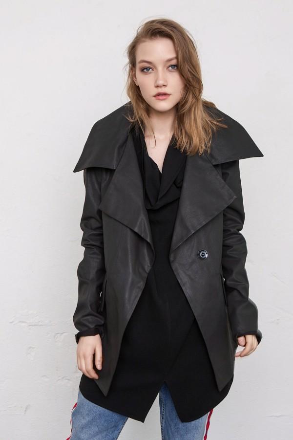 new denim jacket