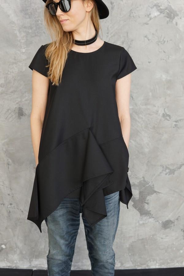 blouse 2 volans