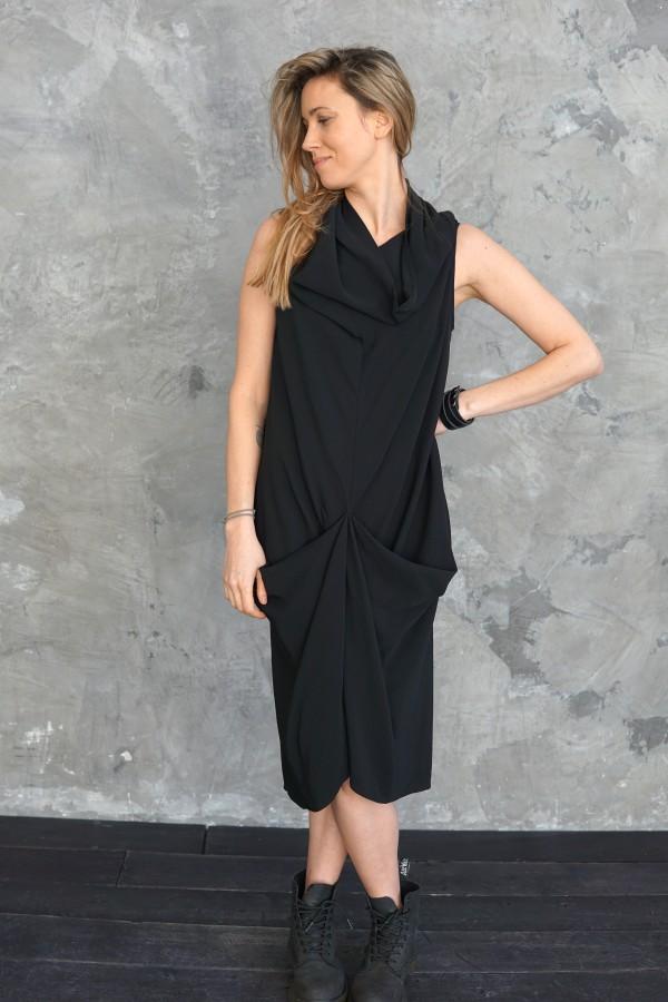 viscose dress 3
